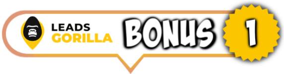 LeadsGorilla Bonus and Review 1