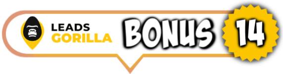 LeadsGorilla Review and Bonus 14
