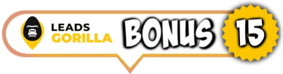 LeadsGorilla Review and Bonus 15